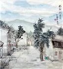 8《杨柳村写生》